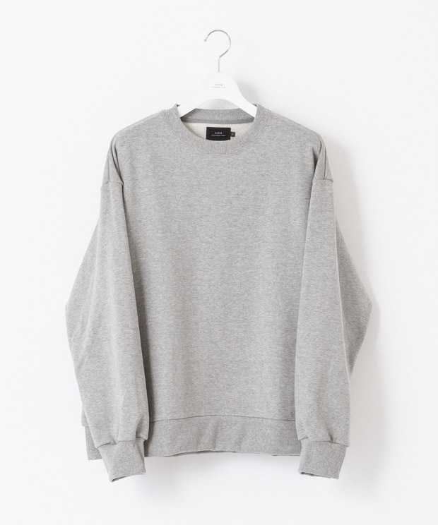 Oversized Sweatshirt - GRAY