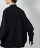 Double Air Knit Cardigan - BLACK