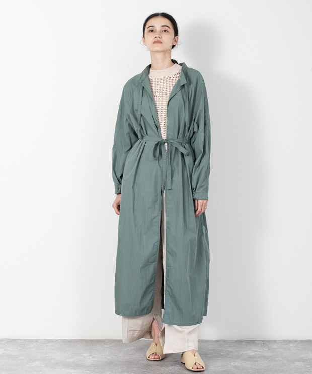 Military Aidman Gown - GREEN