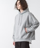 Oversized Sweat Hoodie - GRAY