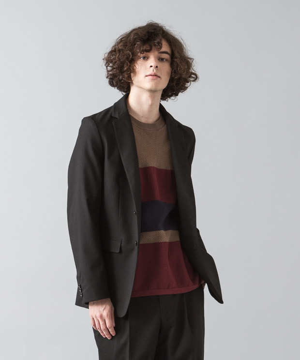 Thermolite Tr Twill Tailored Jacket - BLACK