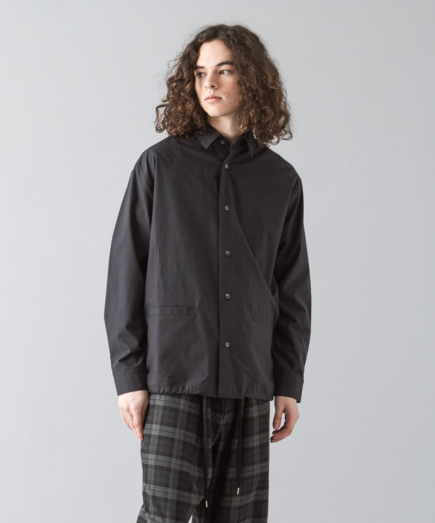 [予約商品]Typewriter Check Jacket - GUNCLUB CHECK