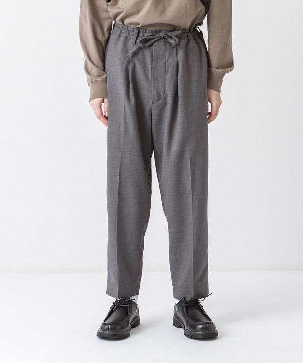 Tropical Easy Pants - GRAY