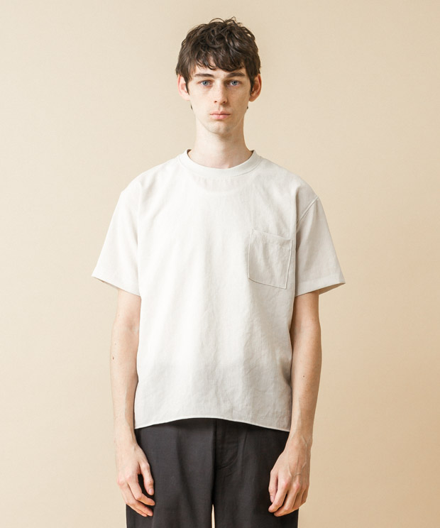 Thick&Thin T-Shirt - IVORY