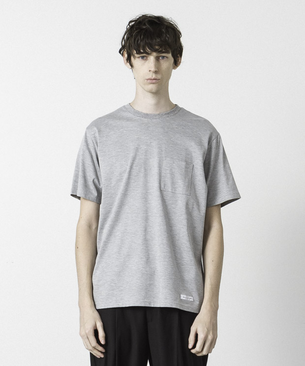 Multieffect Silkete T-Shirt - GRAY