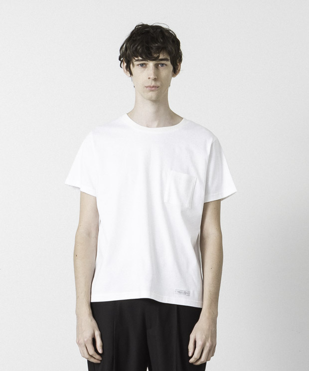 Multieffect Silkete T-Shirt - WHITE