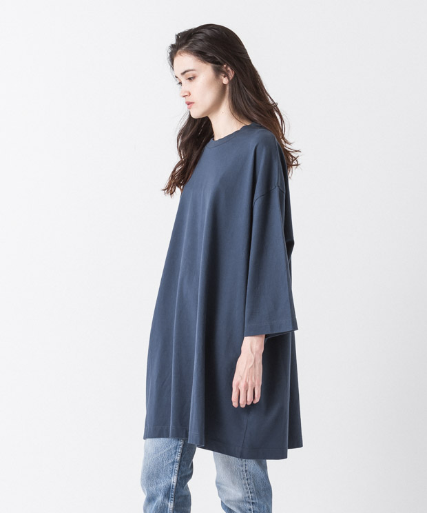 Oversized Dress - NAVY