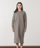 Sweat Dress - GRAY