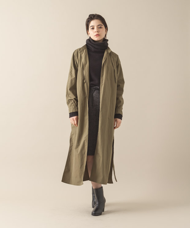 Military Aidman Gown - KHAKI