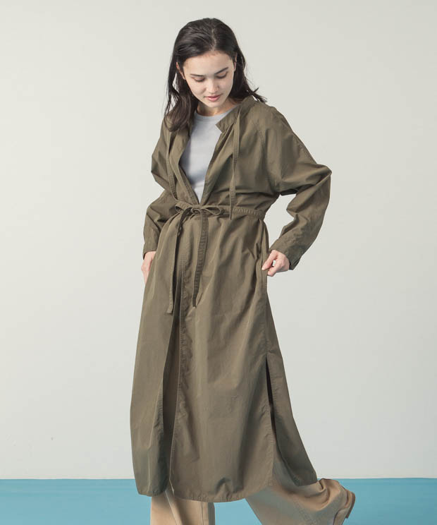 Military Aidman Gown - OLIVE