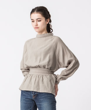 Military Aidman Blouse - GRAY