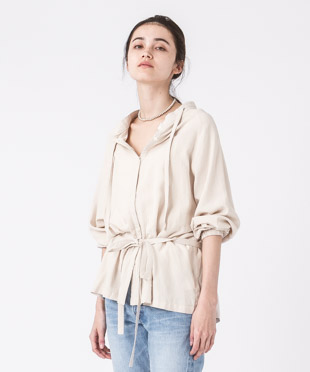 Military Aidman Blouse - NATURAL