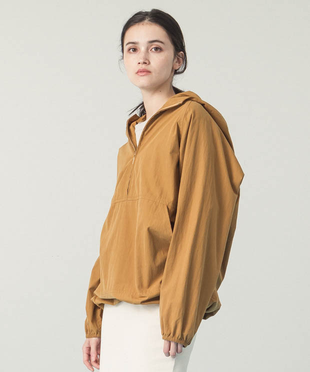 Mountain Parka - CAMEL