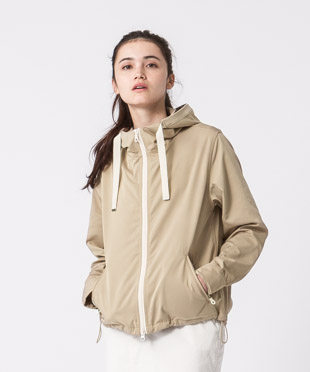 [予約販売]Windcheater Jacket - BEIGE