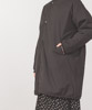 Reversible Liner Coat - BLACK