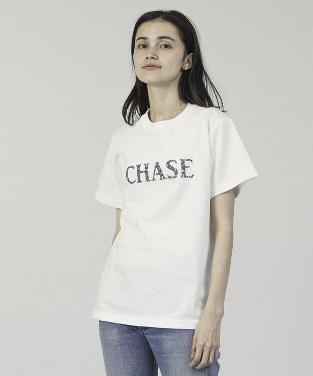 Printed T-Shirt(Chase) - WHITE