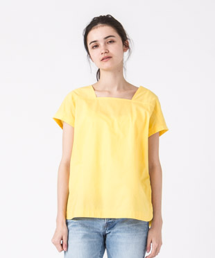 Pullover Blouse - YELLOW