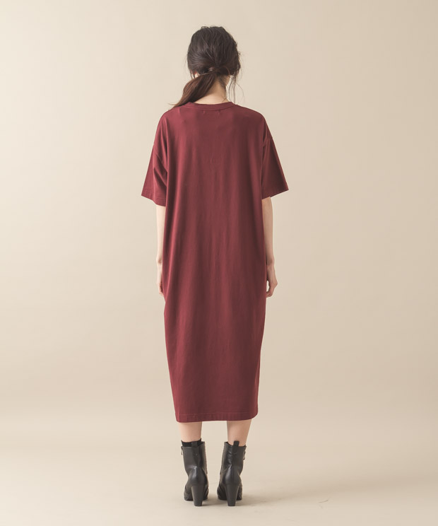Oversized Dress - BEIGE