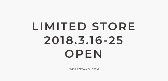 WEARSTAND LIMITED STORE