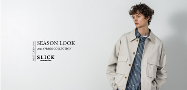 SLICK SPRING COLLECTION 2021 LOOKBOOK